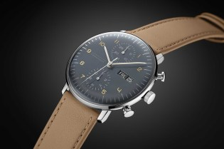 Junghans 2015 Max Bill Chronoscope