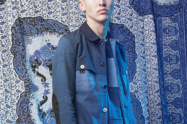 Junya Watanabe MAN 2015 Spring/Summer Lookbook by END.