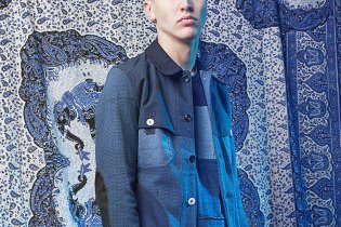 Junya Watanabe MAN 2015 Spring/Summer Lookbook by END.