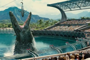 'Jurassic World' Official Super Bowl Trailer