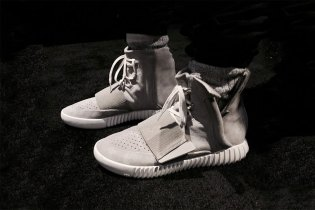 Kanye West Gives Friends and Family Yeezy 750 Boosts