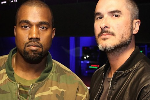 Kanye West Sits Down with Zane Lowe Once Again