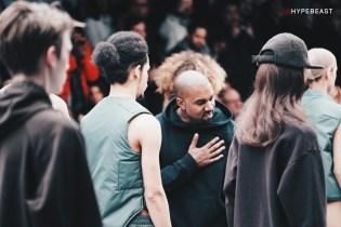 Kanye West Unveils Yeezy Season One for adidas Originals