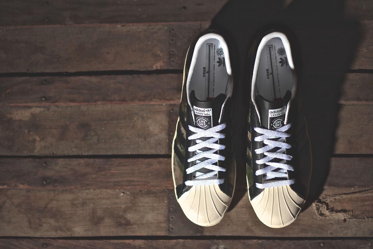 Kazuki Kuraishi Talks About the kzKLOT x adidas Originals Superstar 80s 84-LAB