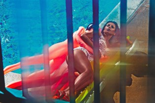 Kim Kardashian for LOVE Magazine