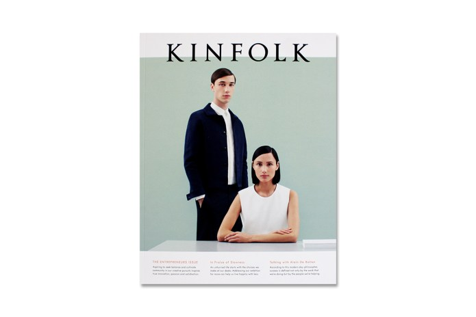 'Kinfolk' Volume 15: The Entrepreneurs Issue