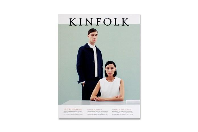 'Kinfolk' Volume 15: The Entrepreneurs Issue