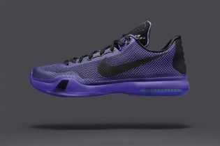 "A First Look at the Kobe X ""Blackout"""