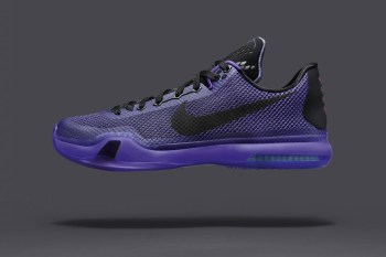 """A First Look at the Kobe X """"Blackout"""""""