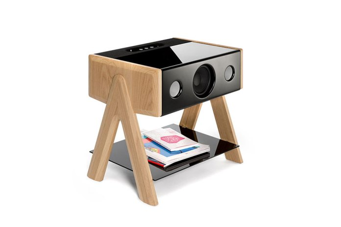 La Boite Concept Cube is A Coffee Table Hi-Fi Speaker