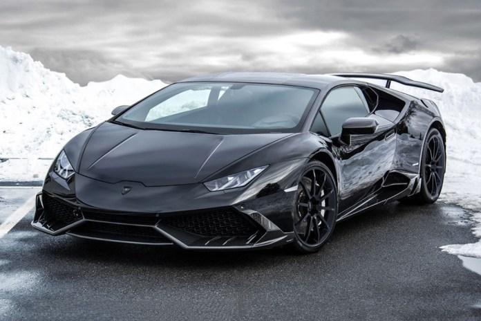 Lamborghini Huracán Customized by MANSORY
