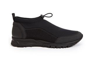 Lanvin 2015 Spring/Summer Neoprene Sock Mid-Top Sneaker