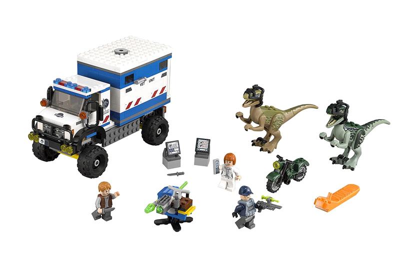 LEGO Jurassic World Toy Set