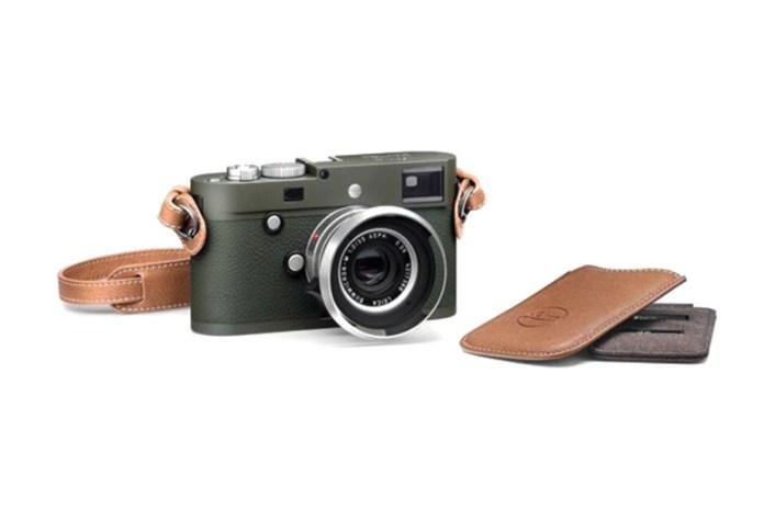 """Leica M-P Typ 240 """"Safari"""" Kit"""