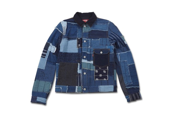 Levi's x Junya Watanabe MAN 2015 Spring/Summer Denim Jackets