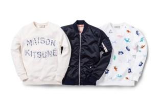 Maison Kitsuné 2015 Spring/Summer New Arrivals