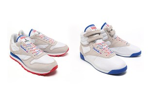 Maison Kitsuné x Reebok Classic 2015 Spring Collection