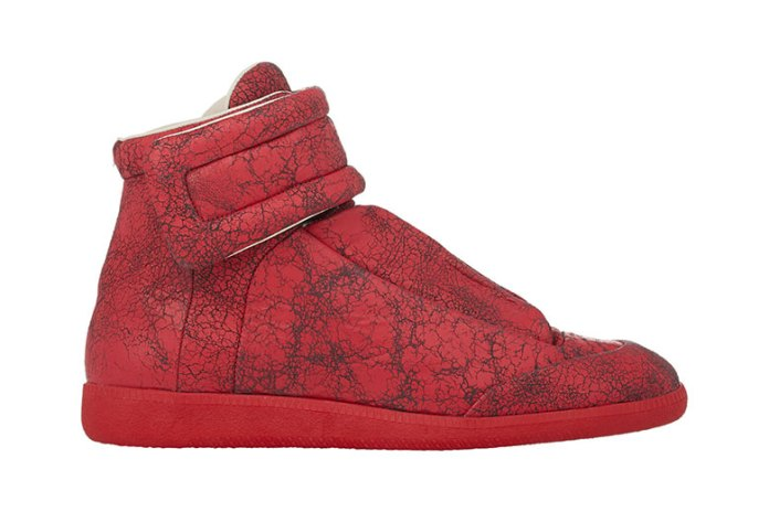 Maison Margiela 2015 Future High Top Sneaker Barneys Exclusive
