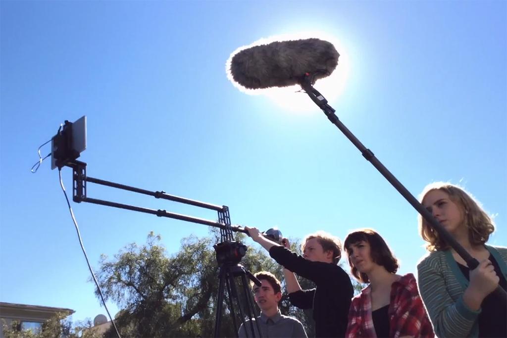 Make a Film with Apple's iPad