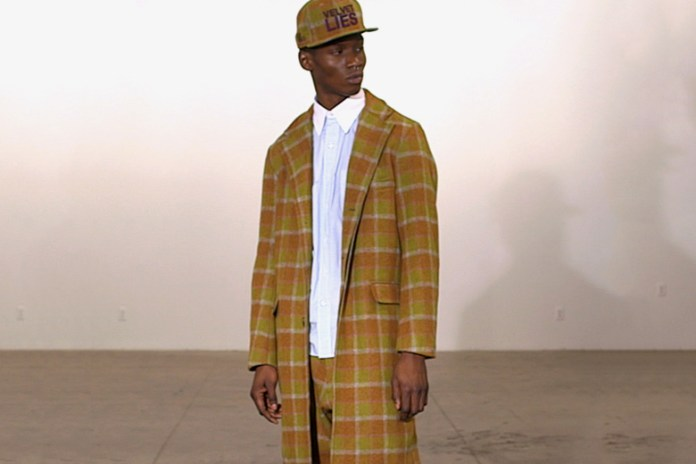 Mark McNairy 2015 Fall/Winter Collection and Film
