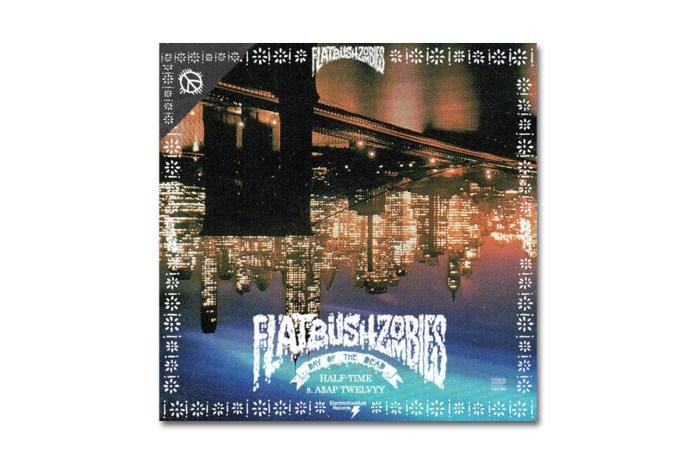 Meech (of Flatbush ZOMBiES) featuring A$AP Twelvyy – Half Time