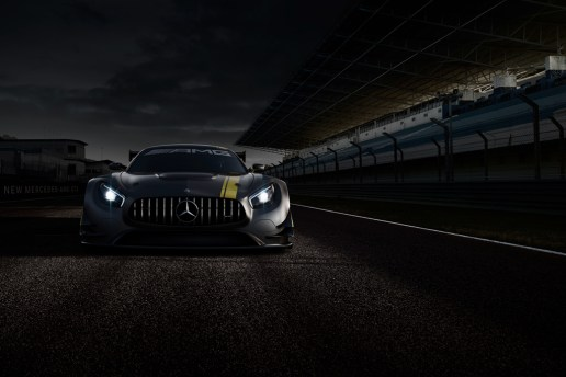 Mercedes-AMG GT3 to Debut in Geneva