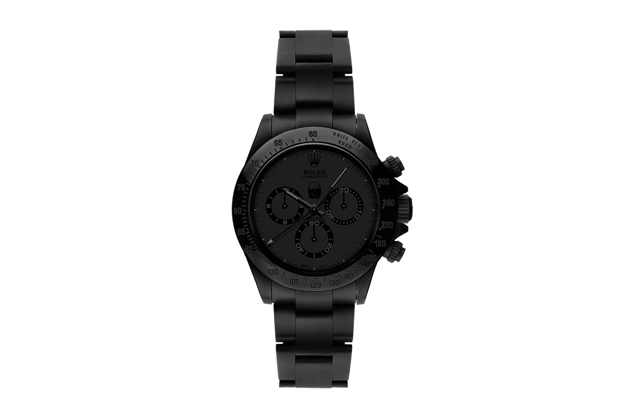 Mike Shinoda x Bamford Watch Department Daytona Watch
