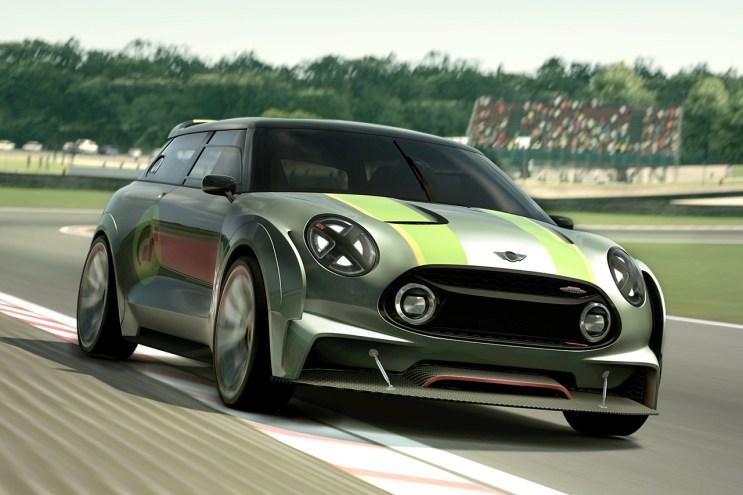 MINI New Clubman Vision Concept Car on Gran Turismo