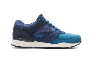 "mita sneakers x Reebok Ventilator ""Blue Velvet"""