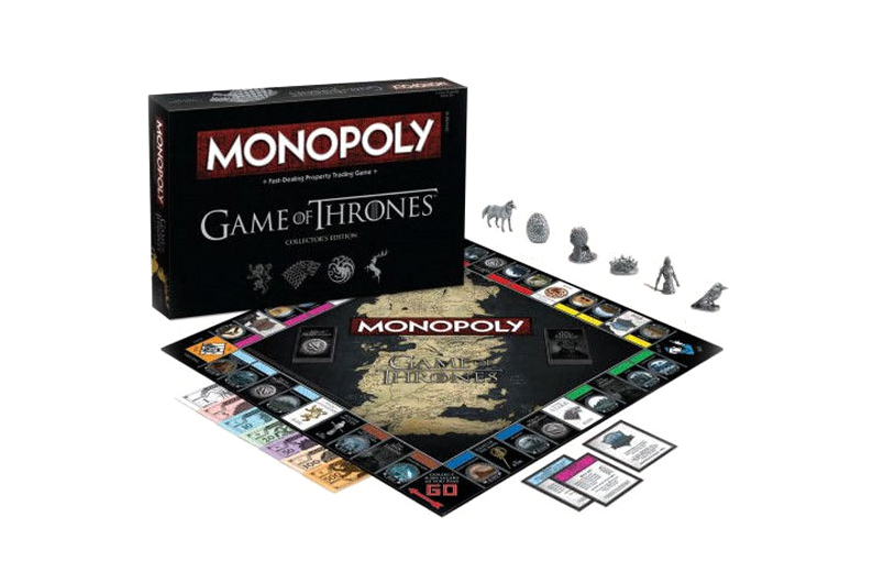 Monopoly Releases Game of Thrones Collector's Edition