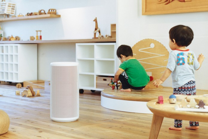MUJI Updates Its Air Purifier Design