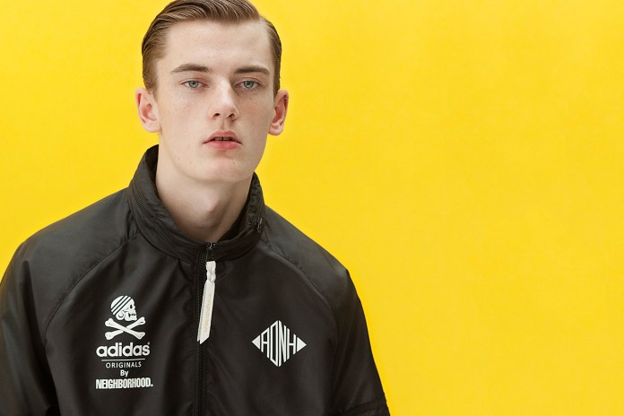 NEIGHBORHOOD x adidas Originals 2015 Spring/Summer Lookbook