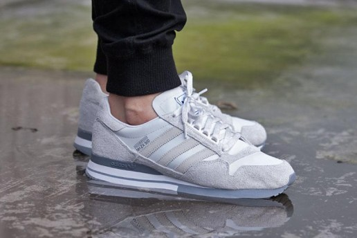 NEIGHBORHOOD x adidas ZX 500 OG Running White/SupplierColour/Grey
