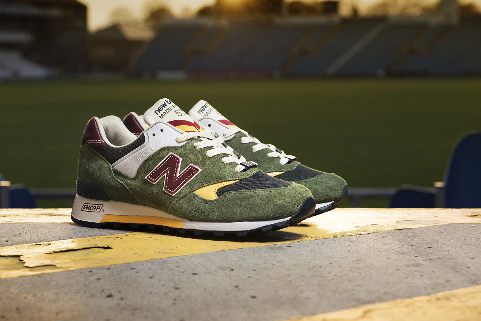 "New Balance 577 ""Test Match"" Collection"