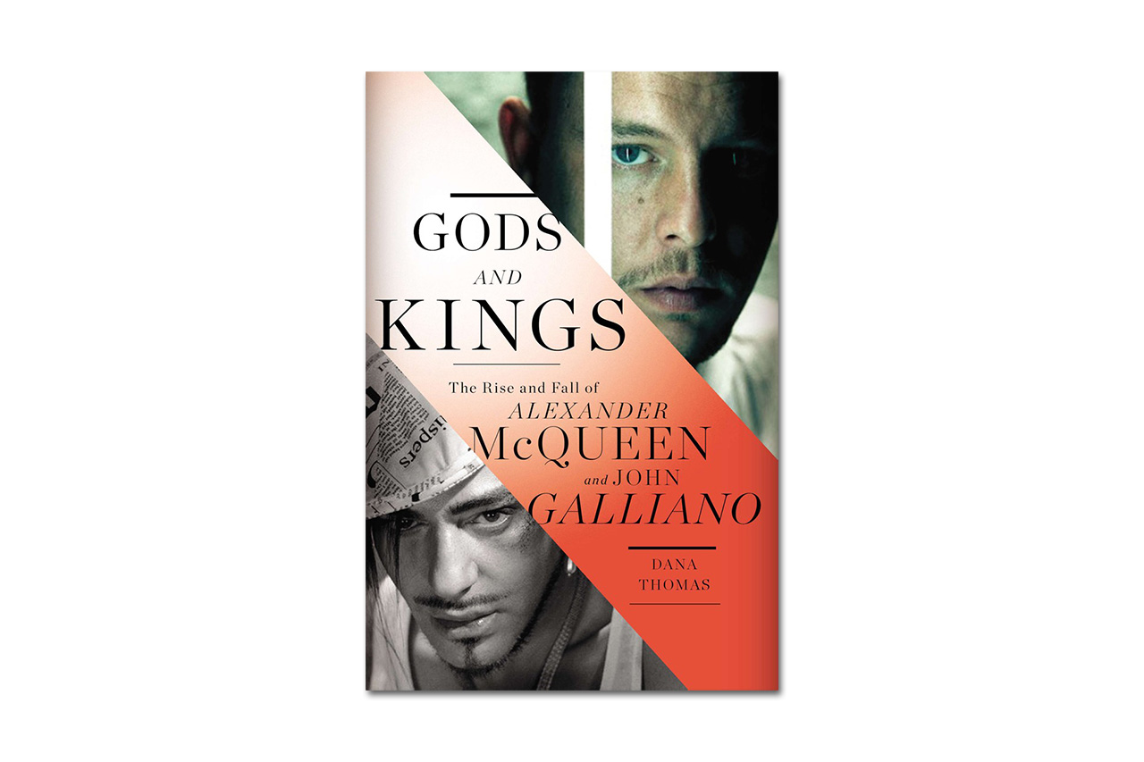 New Book Details the 'Rise and Fall of Alexander McQueen and John Galliano'