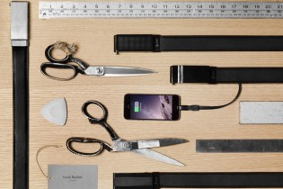 Nifty and Casely-Hayford Team Up for Phone-Charging XOO Belt