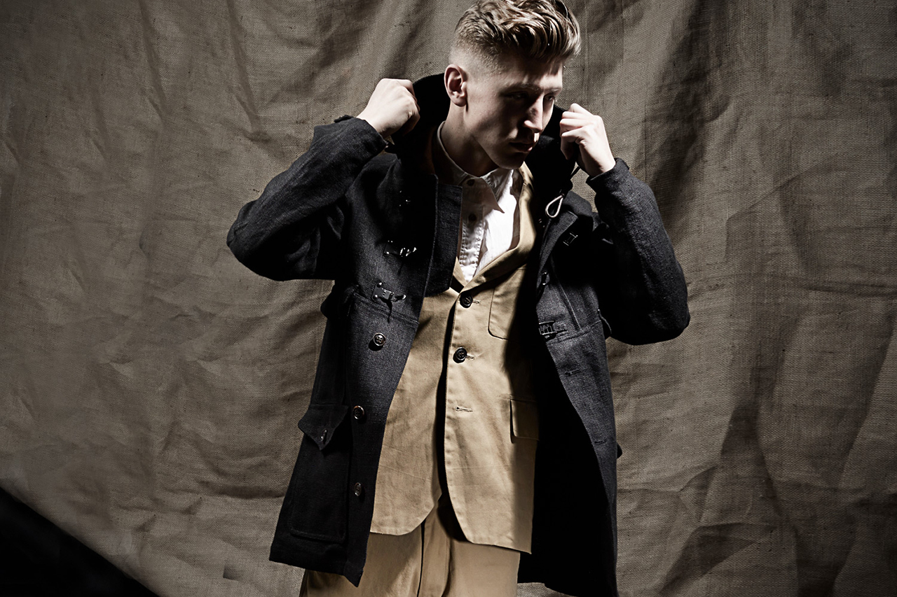 Nigel Cabourn 2015 Spring/Summer Editorial by END.