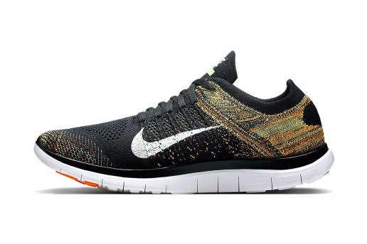 Nike 2015 Spring/Summer Free 4.0 Flyknit Collection