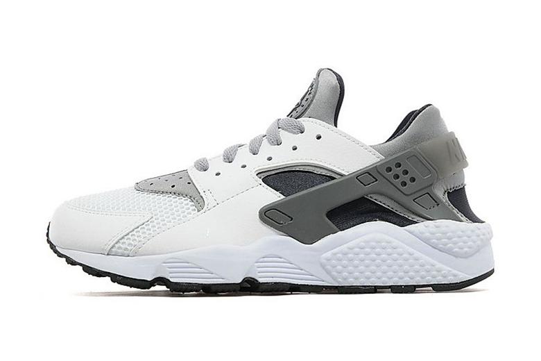 Huaraches Nike Grey And Black