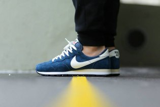 "Nike Air Pegasus 83 Pigskin Leather ""Squadron Blue"""
