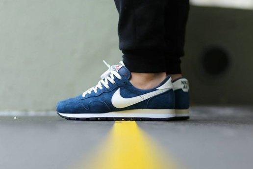 "Nike Air Pegasus 83 Pigskin Leather ""Squadron Blue"""