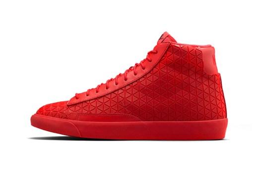 "Nike Blazer Mid Metric ""University Red"""