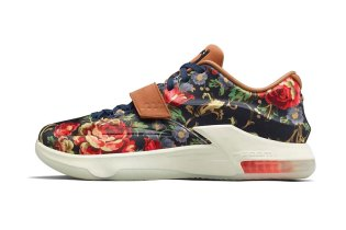"Nike KD 7 EXT QS ""Floral"""