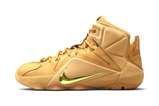 "Nike LeBron XII EXT ""Wheat"""