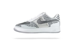 "Nike Lunar Force 1 Low ""Year of the Goat"" Custom by Zhijun Wang"