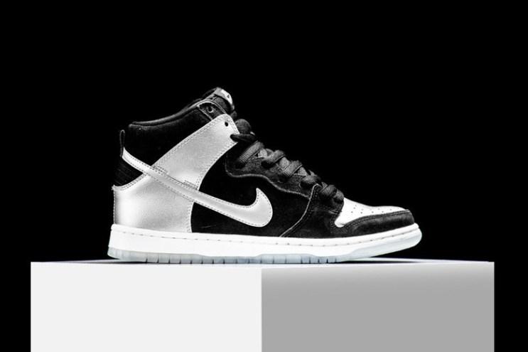 "Nike SB Dunk High ""Tin Man"""