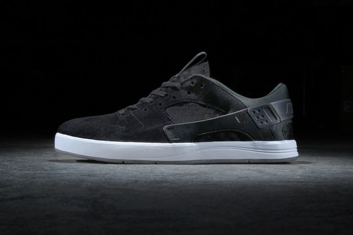 Nike SB Eric Koston Huarache Black/White-Anthracite