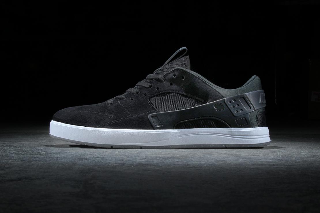 Nike SB Eric Koston Huarache Black/White-Anthracite