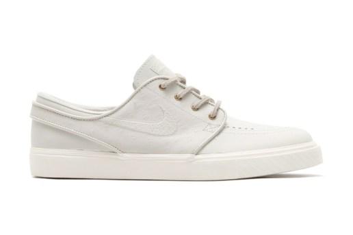 "Nike SB Zoom Stefan Janoski Premium ""Light Bone"""