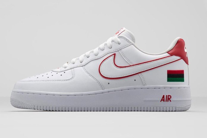 """Nike to Re-Release 2005's Original """"Black History Month"""" Air Force 1"""